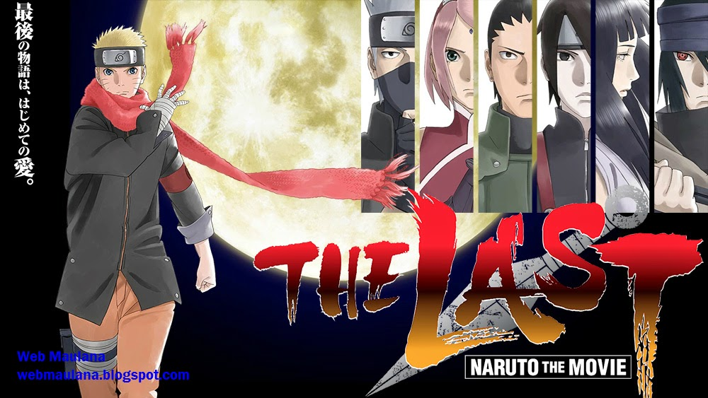 Naruto The Last Movie Subtitle Indonesia