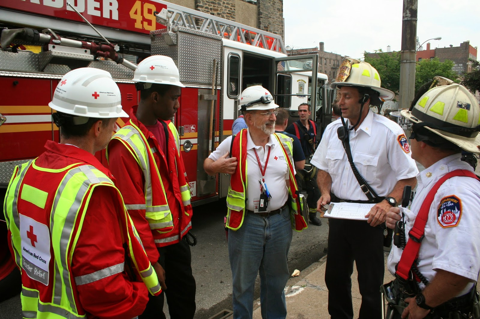 American Red Cross Greater New York Blog: In Case You Missed