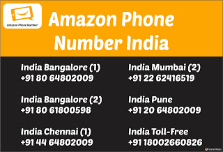 Amazon Phone Number India 2