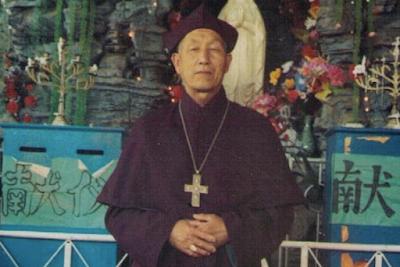 Uskup Tiongkok Dipenjara selama 40 Tahun Mungkin Telah Mati