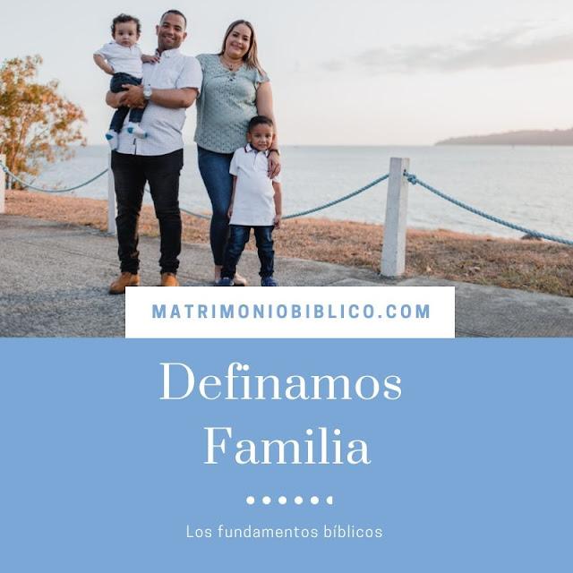 definicion-de-familia-en-la-biblia