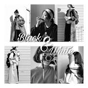 Black & White ขาวดำโทนคลาสสิกตลอดกาล | Snapseed