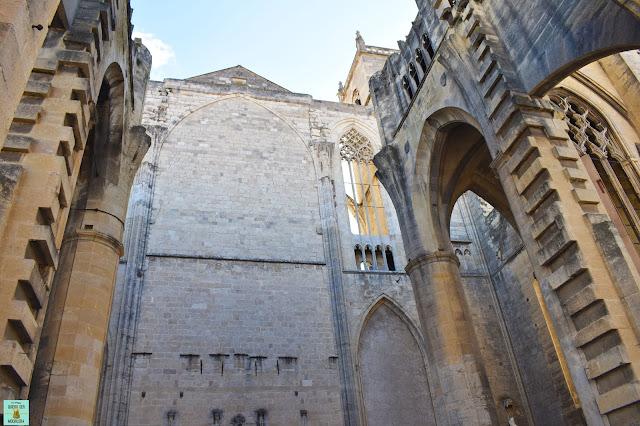 Patio Saint-Europe de la Catedral de Narbona