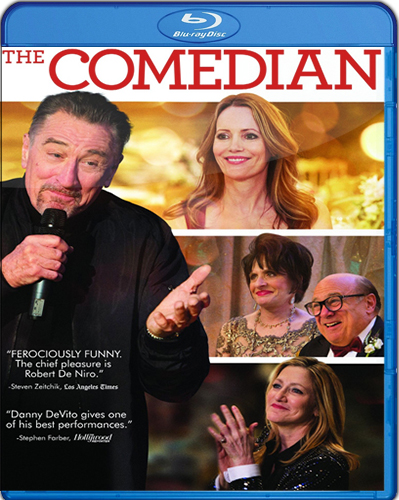 The Comedian [2016] [BD25] [Subtitulado]