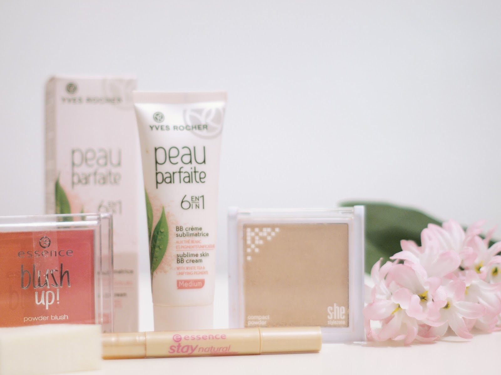 Natural Makeup essentials