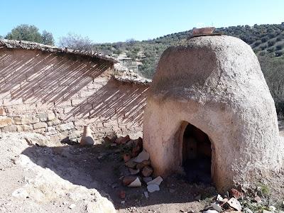 Horno, Yacimiento del Cerro de la Cruz, Almedinilla