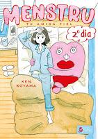 Menstru, tu amiga fiel #2 - Ediciones Tomodomo