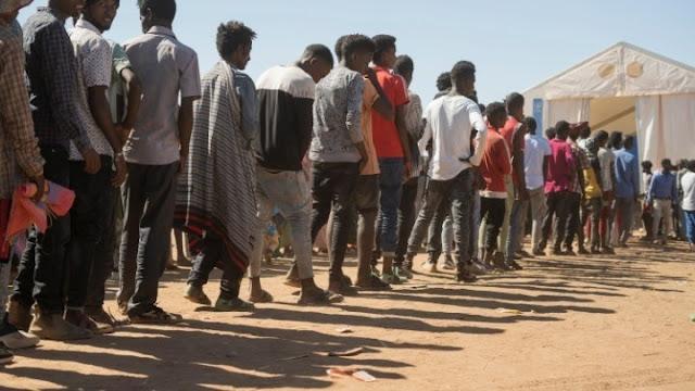 Η Αιθιοπία αντιμέτωπη με «τεράστια ανθρωπιστική κρίση»