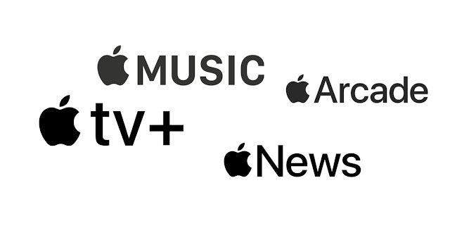 Apple Services: Apple News, Music, TV+