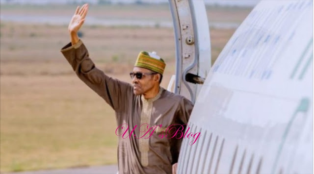 President Buhari To Spend 2 Weeks In London On Private Visit