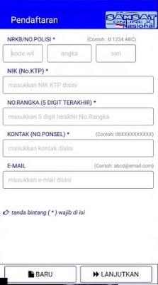 aplikasi bayar pajak perpanjang stnk online