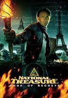 National Treasure: Book of Secrets 2007 Dual Audio Hindi 720p BluRay