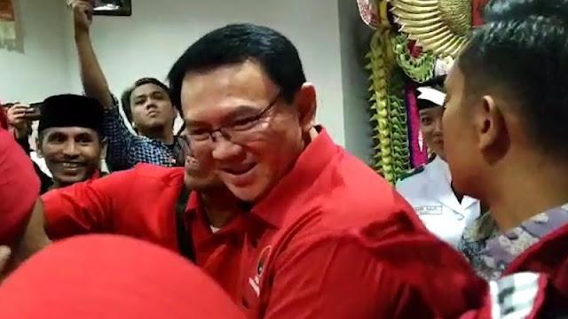 Jadi Komut Pertamina, Sekjen PDIP: Ahok Tak Harus Mundur dari Partai