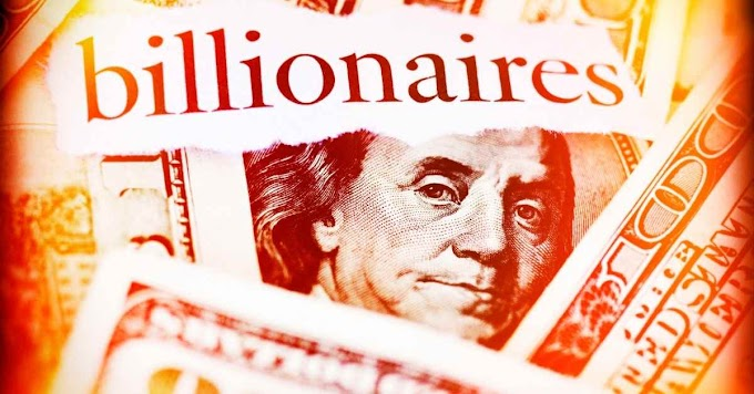 Top 15 Countries Are Home To The Most Billionaires