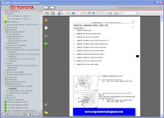 Toyota Camry Service Manuaا