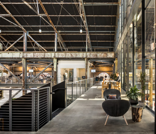 Gusto Headquarters by Gensler – San Francisco
