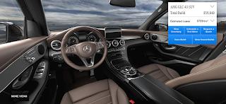 Nội thất Mercedes AMG GLC 43 4MATIC 2018 màu Nâu Espresso 224