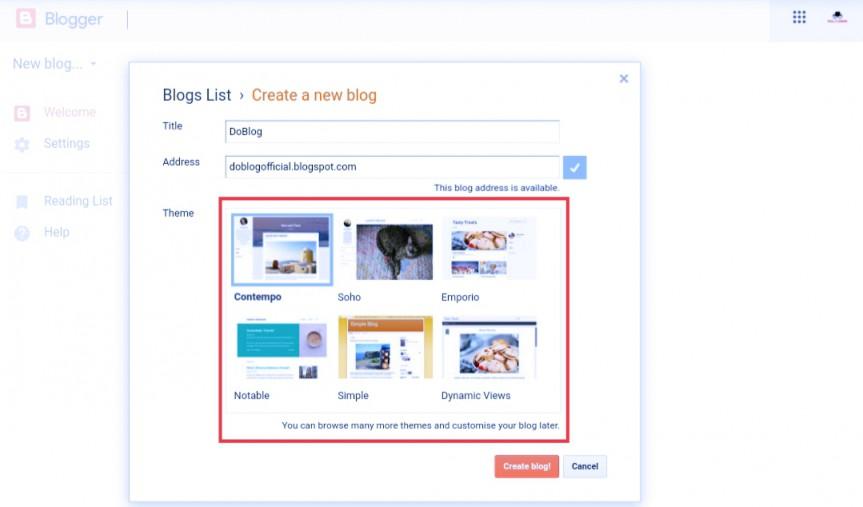 Blogger-default-template