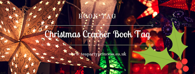 The Christmas Cracker Book Tag