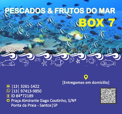 Guia 13-Pescados & Frutos do Mar Box 7