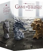 Game of Thrones Seasons 1-7 DVD