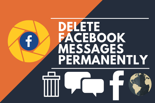 How To Permanently Delete Facebook Messages<br/>
