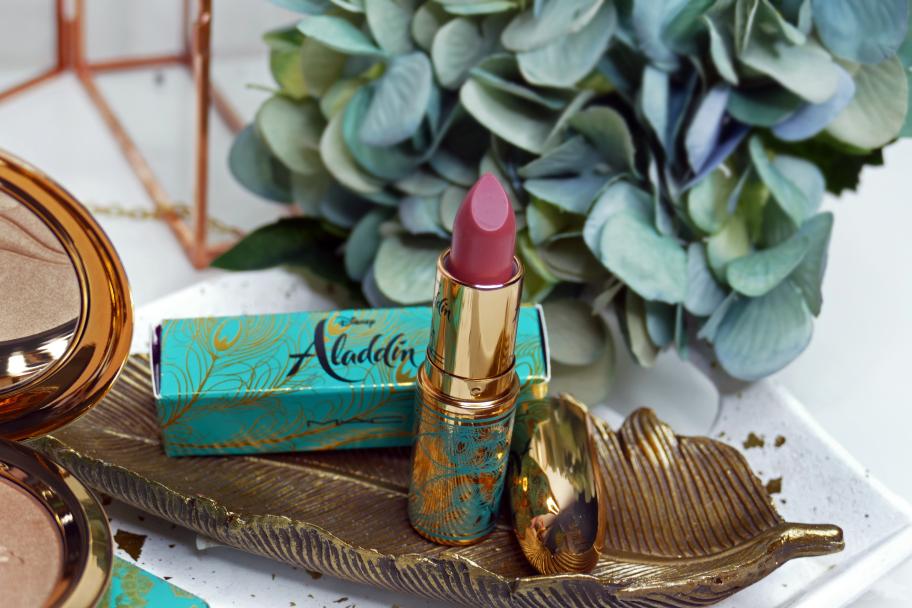 Review Mac Disney Aladdin Limited Edition Lippenstift Princess Inkognito