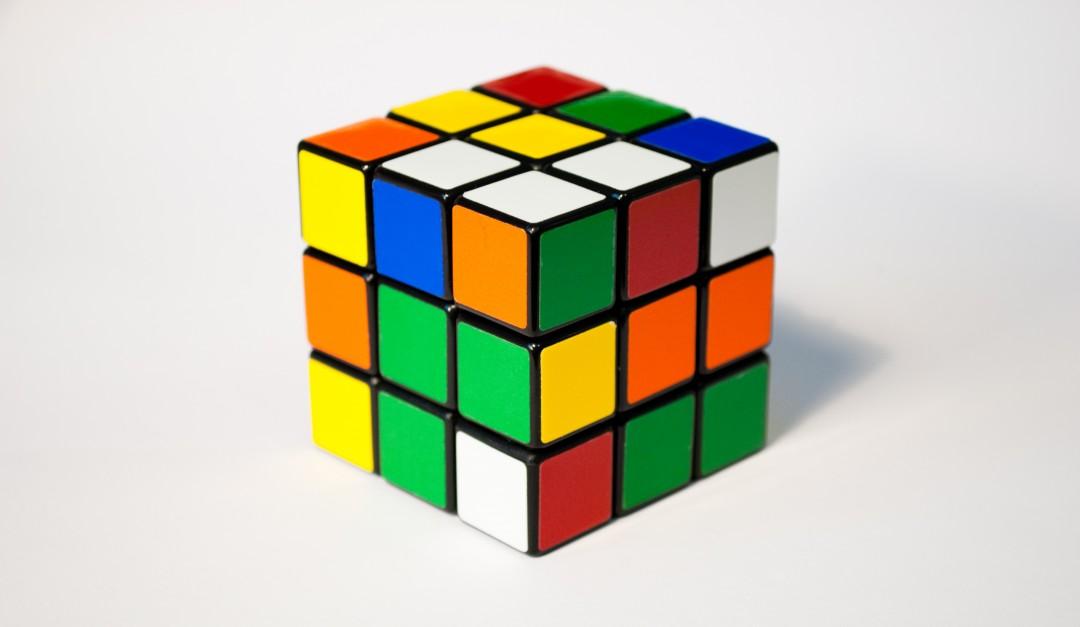 Rubik's cube classique 3x3