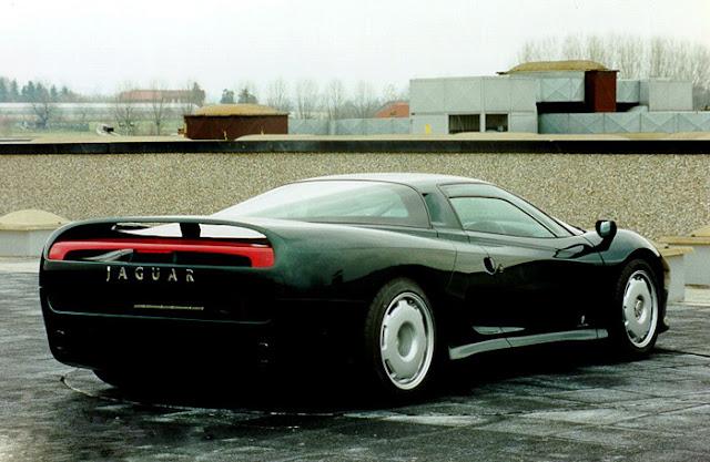 Jaguar XJ220 Pininfarina