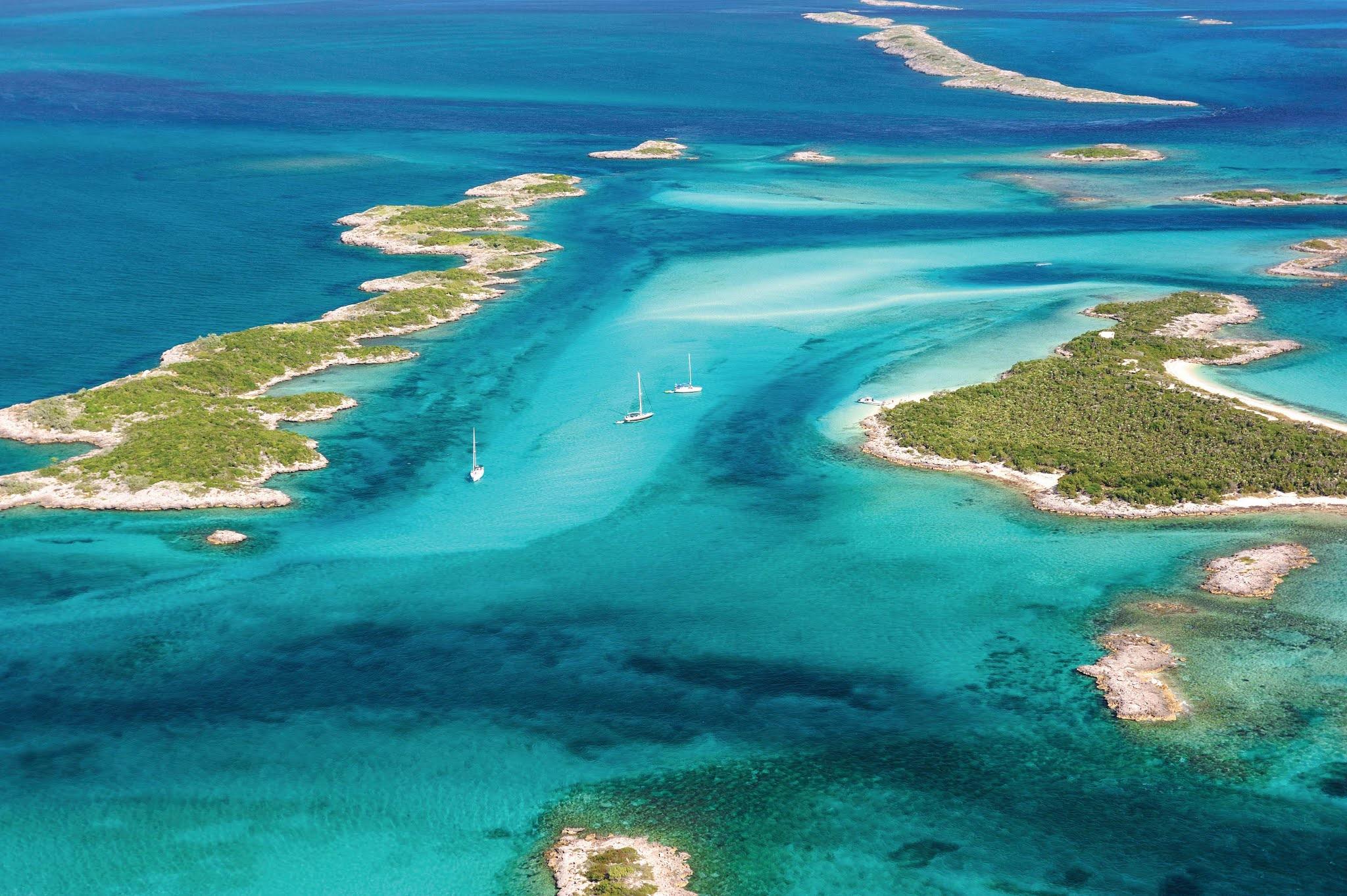 Exumas, nas Bahamas, serviu de cenário em filme da Disney/Marvel