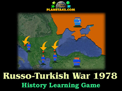Russo Turkish War 1877–1878 Game