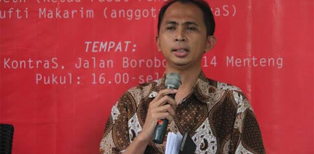 Polri Harus Transparan, Plot Makar dan Pembunuhan Pejabat Enggak Nyambung