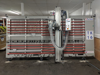 Think BDW bring creativity in house with a new Techkut TK16 Vertical Wall Saw.