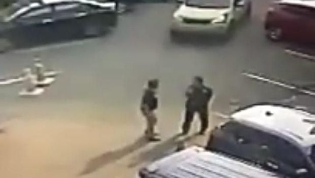 Viral Aksi Oknum Polisi Aniaya Sekuriti di Hotel Jakarta Barat