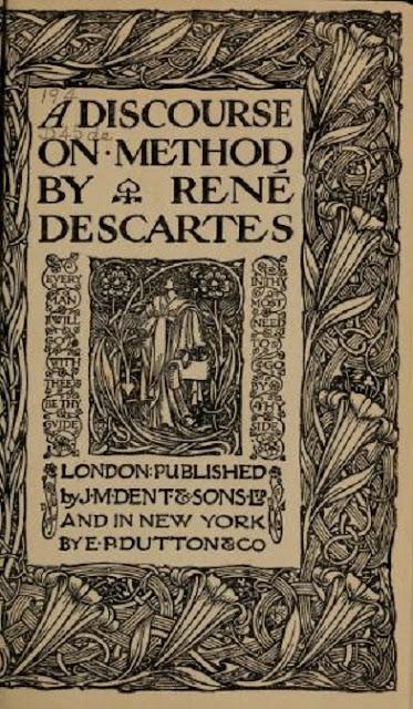 A discourse on method Free PDF book by Rene Descartes