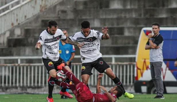Botafogo-PB e Ferroviário ficam no empate em estreias na Série C