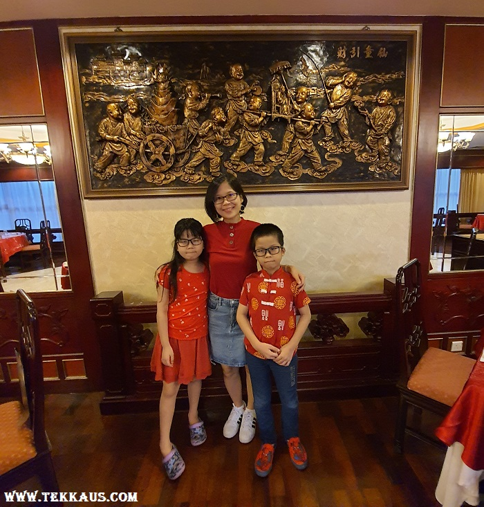 Southern Court Chinese Restaurant of Bayview Hotel Melaka