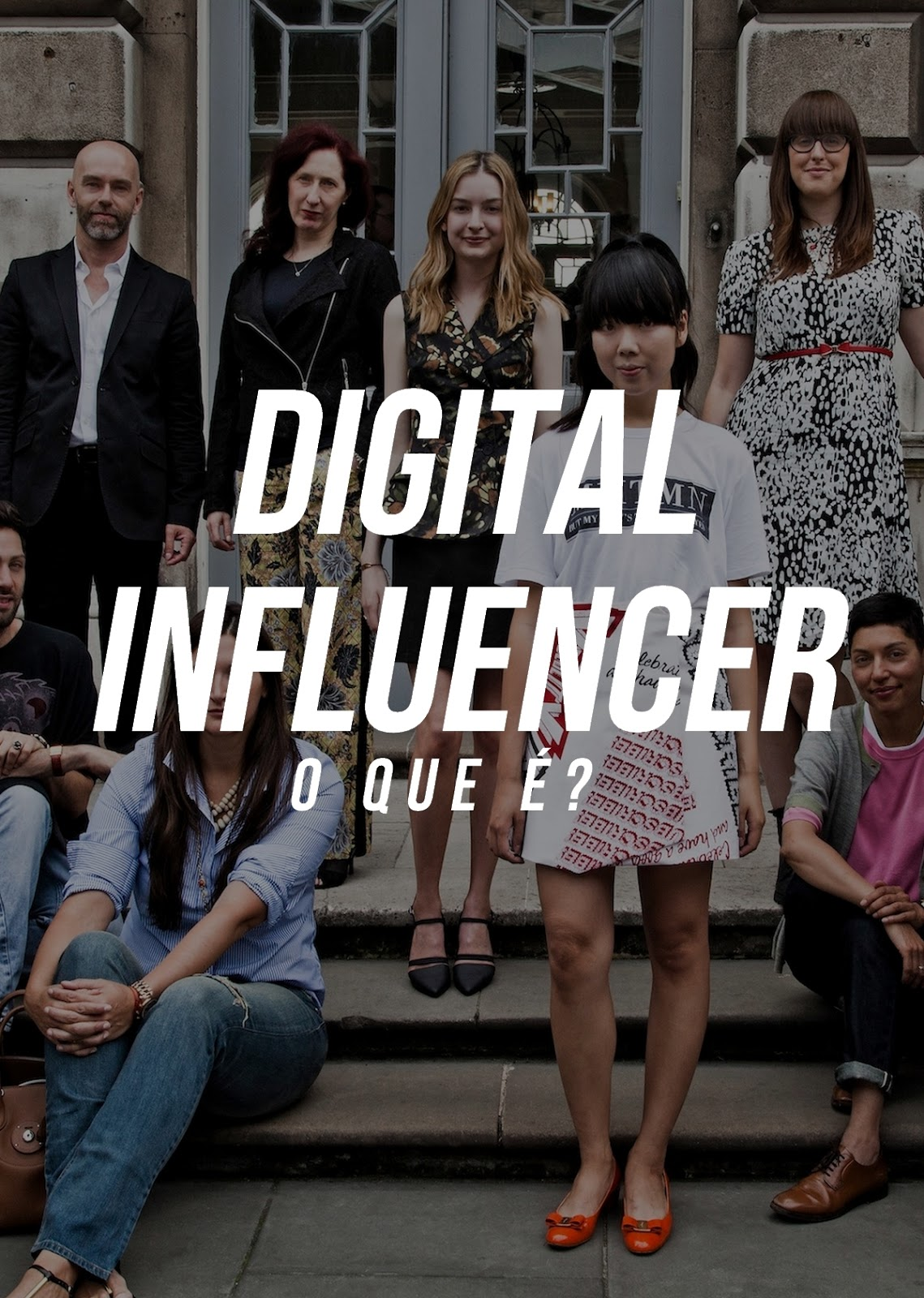 O que é Digital Influencer?