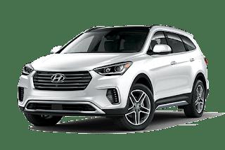 Mobil SUV Hyundai Santa Fee