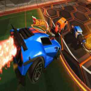 Download Rocket League Hot Wheels Edition setup for windows 7