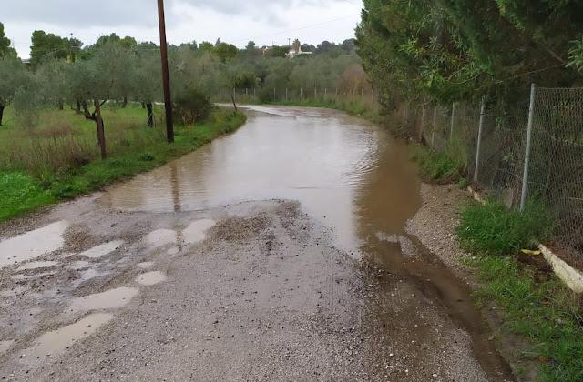 Τάσος Λάμπρου: Σχεδιασμός αλλά και άμεση έναρξη παρεμβάσεών για την αντιμετώπιση πλημμυρικών φαινομένων