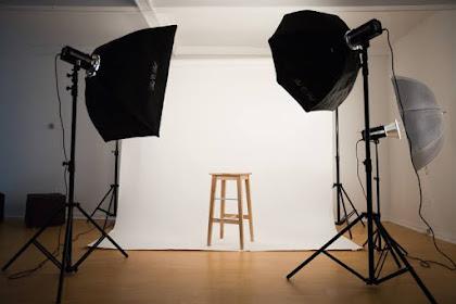 Tips Membuka Studio Foto di Rumah untuk Pemula
