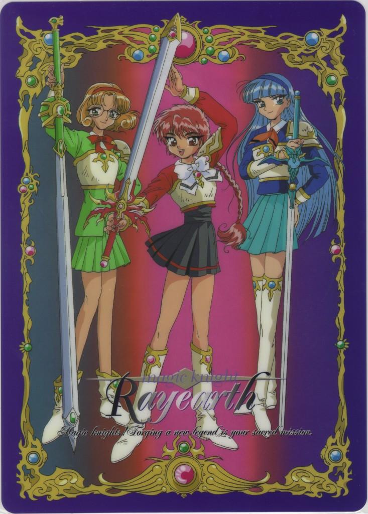 Las Guerreras Magicas Serie Completa 1080p Dual Latino/Japones