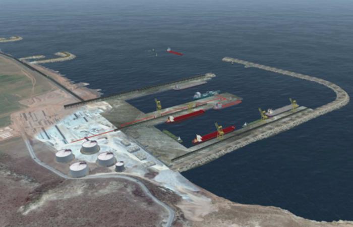 Le Conseil de gouvernement adopte la création d'une direction provisoire pour superviser la réalisation du nouveau port de Safi