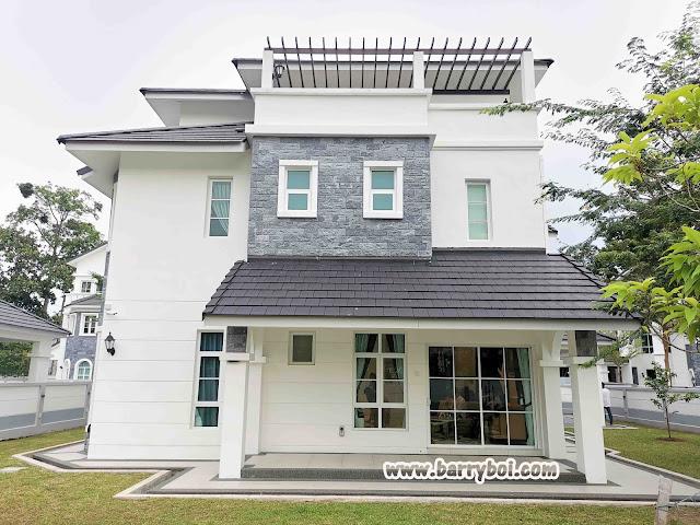 Penang Turf Resort Bungalow For Rent Homestay  Holiday Penang Influencer Blogger Malaysia