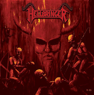 Hellbringer - Screams from the Catacombs (audio)