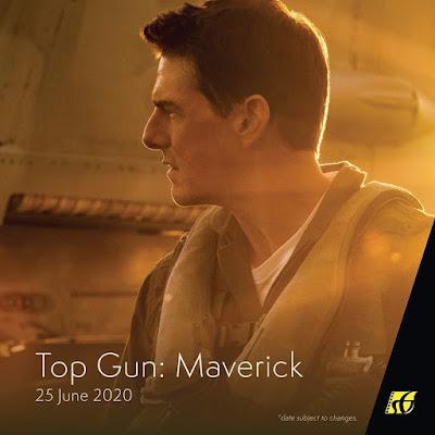 Filem Keluar Panggung Wayang 2020 | Top Gun: Maverick (2020)