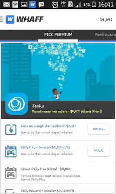 Aplikasi Penghasil Uang Yang Terbukti Membayar 2021