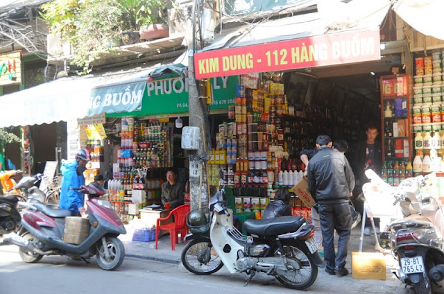 Hanoi's Old Quarter: 36 Streets For 36 Trades 1