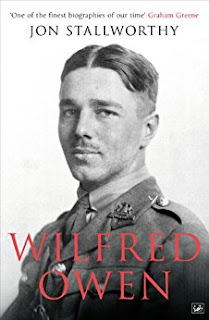 Wilfred Owen by Jon Stallworthy (Author)